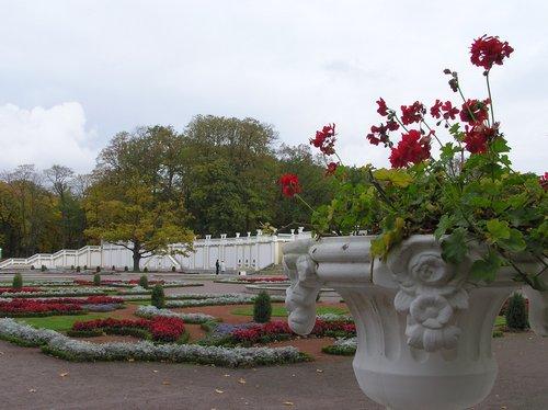 парк кадриорг