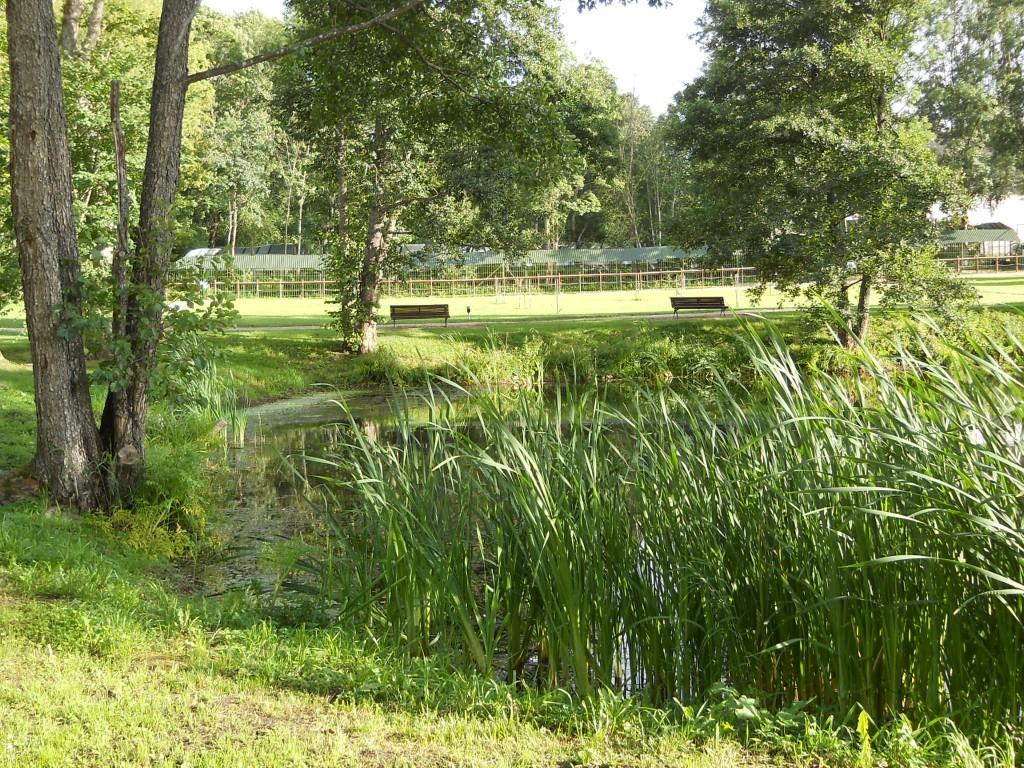Природный зоопарк Элиствере, зоопарк в таллине