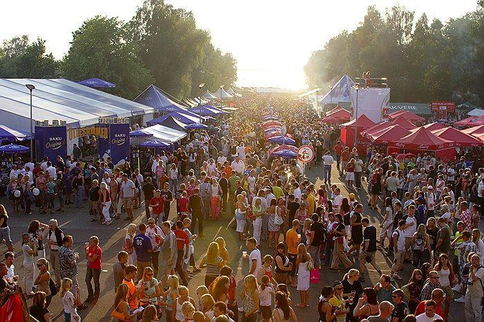фестиваль в таллине