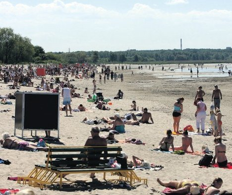 пляжи эстонии таллинна, штромка