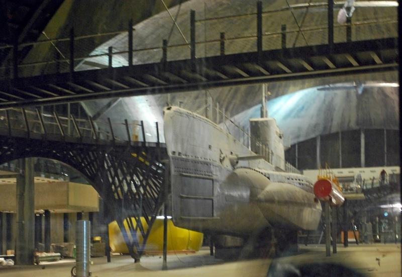 Морской музей. Летная гавань.