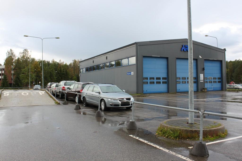 Регистрация автомобиля в Эстонии (Таллинн)