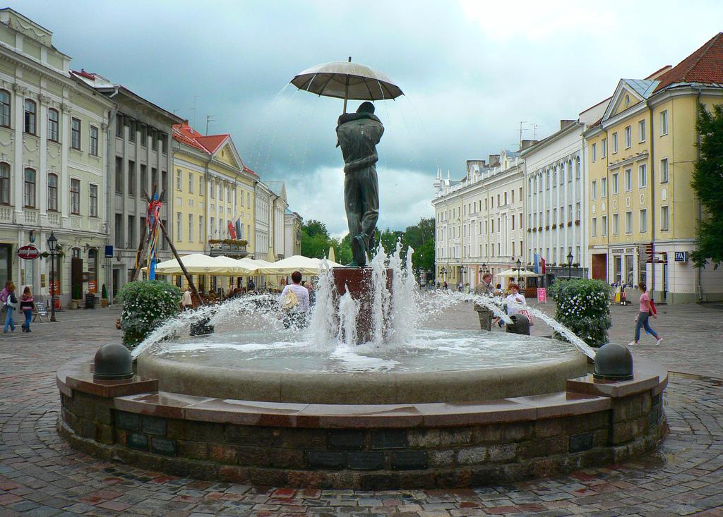 Эстония Тарту