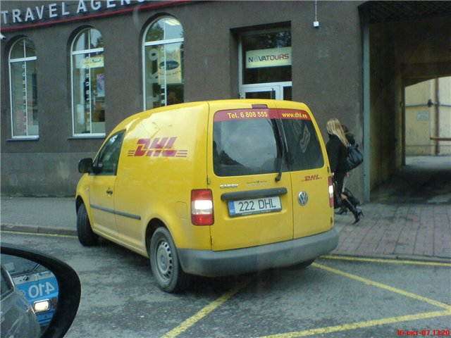 покупные автомобильные номера в Эстонии