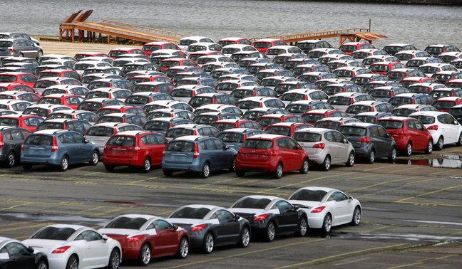 регистрация автомобиля в Эстонии