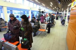 Таллинский автовокзал после ремонта